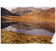 Beautiful Blea Tarn Poster