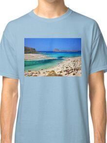 Balos magic - Crete island Classic T-Shirt