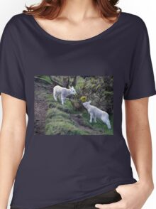 Lambs Puppy Food - Donegal Ireland  Women's Relaxed Fit T-Shirt