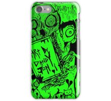 Artwork by Dandy Jon iPhone Case/Skin