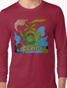 Gong T-Shirt Long Sleeve T-Shirt