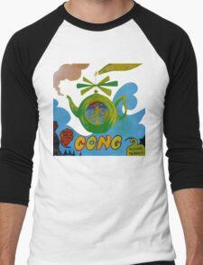 Gong T-Shirt Men's Baseball ¾ T-Shirt