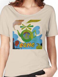 Gong T-Shirt Women's Relaxed Fit T-Shirt