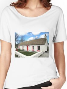 Homestead Donegal Ireland  Women's Relaxed Fit T-Shirt