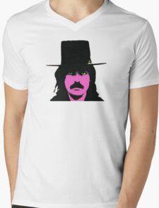 Captain Beefheart T-Shirt Mens V-Neck T-Shirt