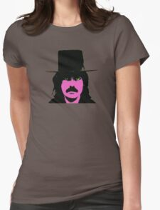 Captain Beefheart T-Shirt Womens Fitted T-Shirt