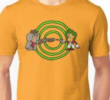 Womble v Oompa Loompa Unisex T-Shirt