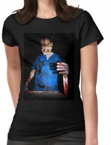 The Surgeon. Womens Fitted T-Shirt