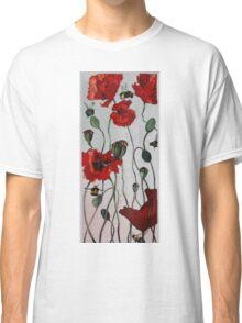 Wild poppies Classic T-Shirt
