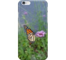Blurred - Caught in Motion iPhone Case/Skin