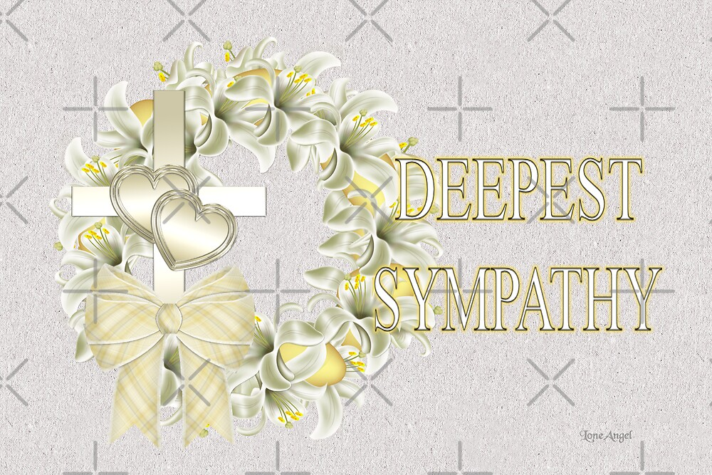 Deepest Sympathy by LoneAngel