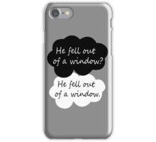 BBC Sherlock quote iPhone Case/Skin