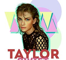 Taylor Swift 80s Vibe by paton