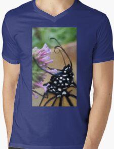 Monarch Butterfly - Breakfast II Mens V-Neck T-Shirt