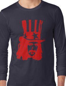 Frank Zappa For President Long Sleeve T-Shirt