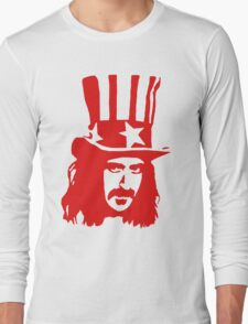 Frank Zappa For President Long Sleeve T-Shirt