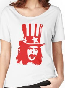 Frank Zappa For President Women's Relaxed Fit T-Shirt
