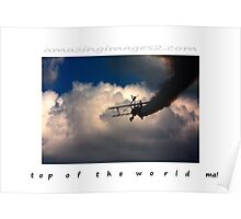 top of the world ma Poster
