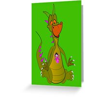 Mighty Dragon T-Shirt, etc. design Greeting Card