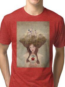 The Reader Tri-blend T-Shirt