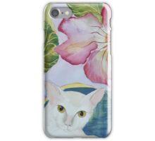 My Desert Rose - Adenium iPhone Case/Skin
