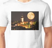 Moon over NBG Unisex T-Shirt