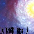 Galaxy Hunters by Ingrid Funk