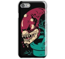 Alien Plant iPhone Case/Skin
