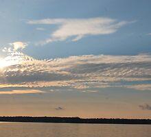 Sunset by Katherine Hartlef