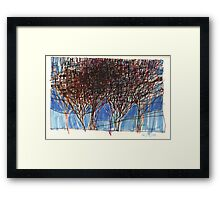 Merge no. 52 Framed Print