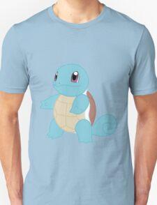 pokemon squirtle anime manga shirt T-Shirt