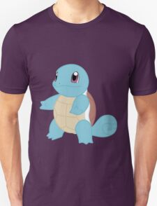 pokemon squirtle anime manga shirt T-Shirt