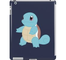 pokemon squirtle anime manga shirt iPad Case/Skin