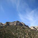Mountain Range - Wyoming by Frank Romeo
