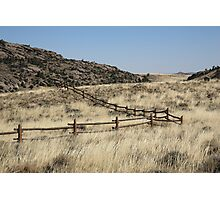 Wyoming Landscape Photographic Print