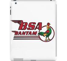 BSA Bantam Motorcycle iPad Case/Skin
