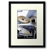 To sound again Framed Print