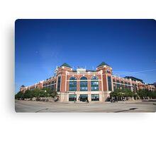Texas Rangers Ballpark in Arlington Canvas Print
