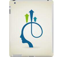 Head arrow2 iPad Case/Skin