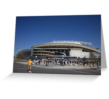 Kauffman Stadium - Kansas City Royals Greeting Card