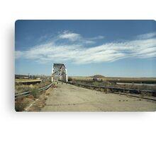 Route 66 Bridge - New Mexico Canvas Print