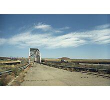 Route 66 Bridge - New Mexico Photographic Print