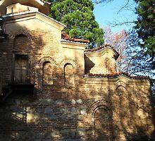Boyana church by Maria1606