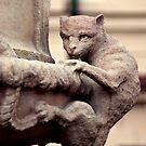 Stone Demon - Mirabell Gardens Salzburg by evilcat