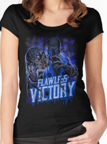 Sub Zero Women's Fitted Scoop T-Shirt