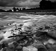 B&W Dawn Torment by Ken Wright