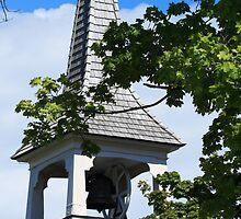 Mackinac Island Church by leftwinger7