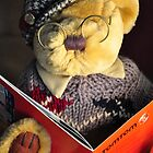 Grandpa Teddy Learning to Use the Tom-Tom by mltrue