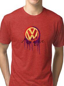 VW Tri-blend T-Shirt