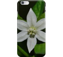 Pepper Ready to Fruit iPhone Case/Skin